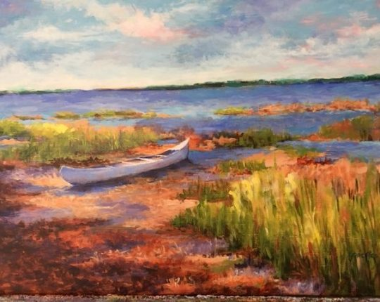 Artist Reception on Sept. 18 at The Players Centre for Performing Arts